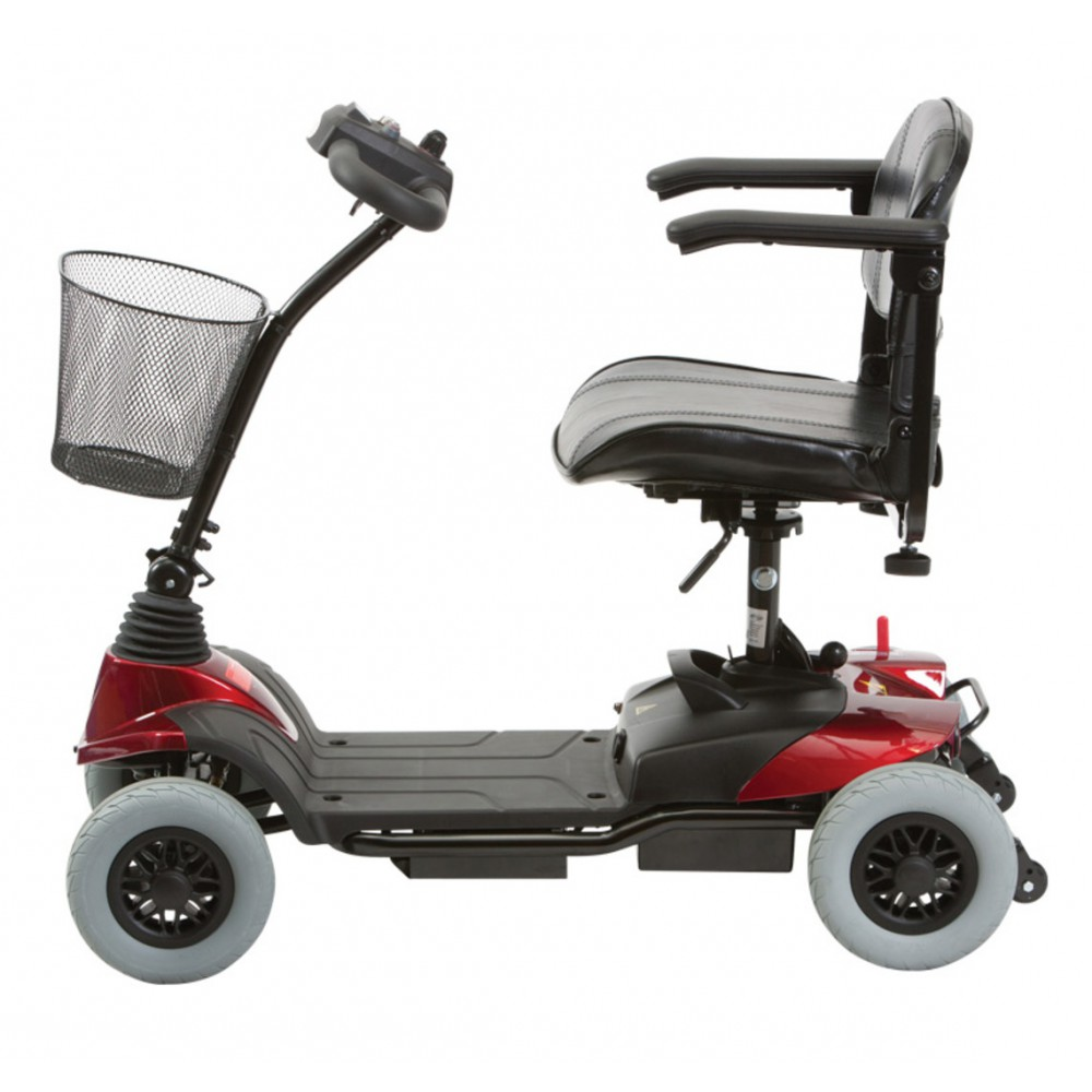 St1d small compact boot scooter mobility scooter hire for Small motor scooters for sale