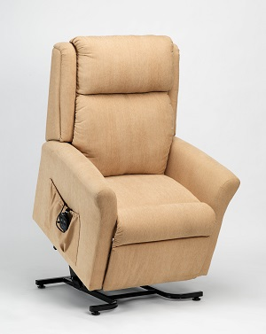 Rise and recline chair available at Essential Mobility